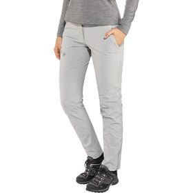 Maier Sports Inara Slim Pantaloni Donna, grigio